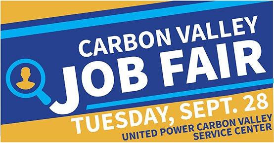 Carbon Valley Job Fair