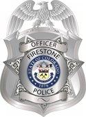 Firestone Police Department Badge