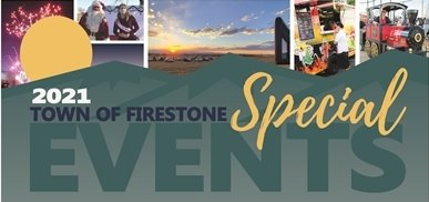 2021 Town of Firestone Special Events