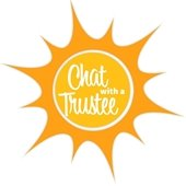 Chat with a Trustee Logo