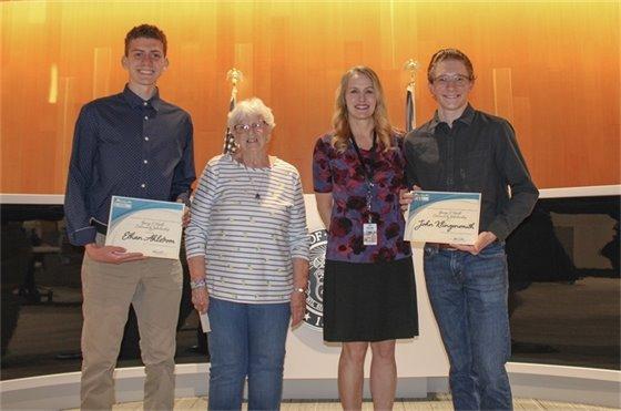 Firestone Scholarship Recipients