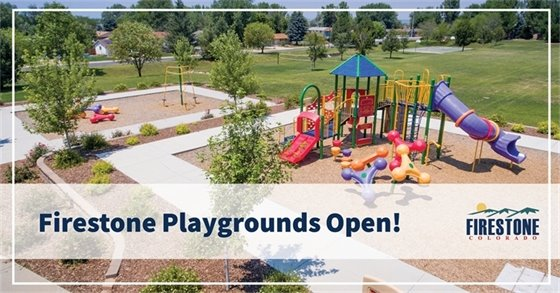 Firestone Playgrounds Open