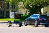 Neighborhood Speed Concerns - Radar Trailer
