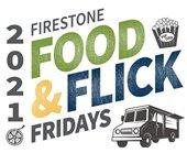 Food & Flick Fridays Logo