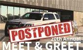 Meet & Greet Postponed