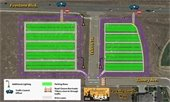 2020 Halloween Safe Night - Parking Map