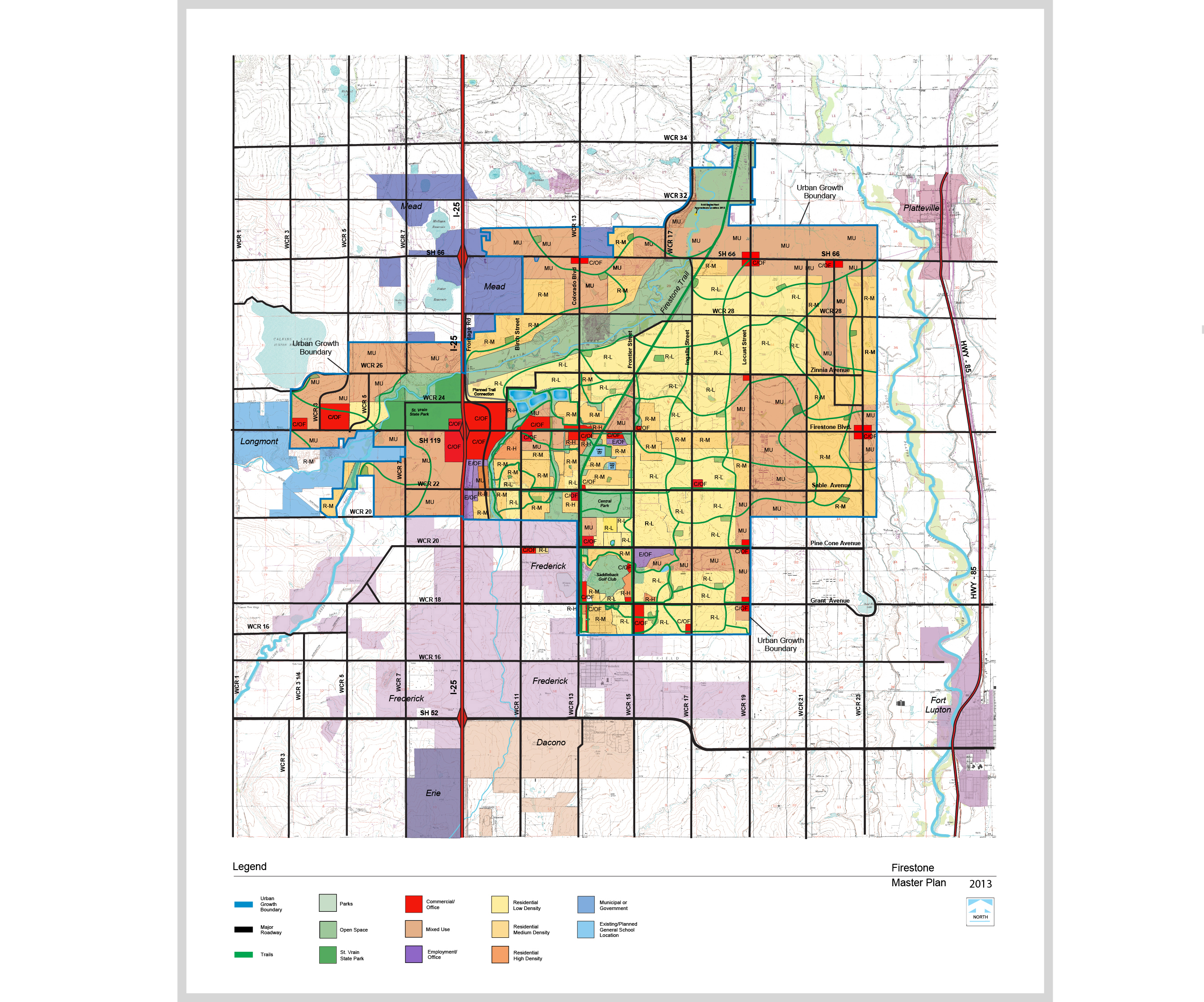 Maps Development Plans Firestone Co Official Website