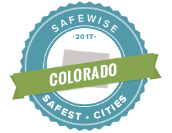 Logo for Safest Cities Colorado