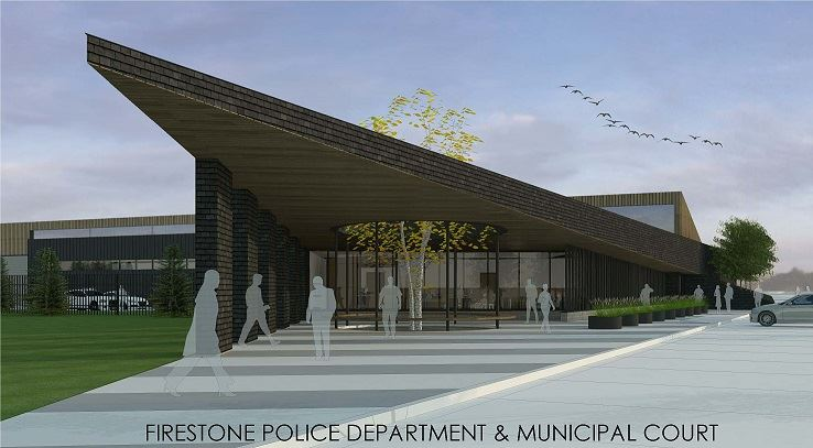 Police Building image concept design
