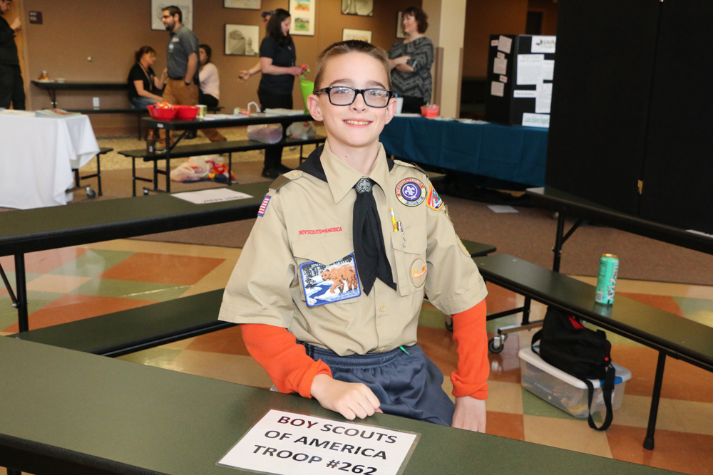 2016 Meet and Greet boyscout