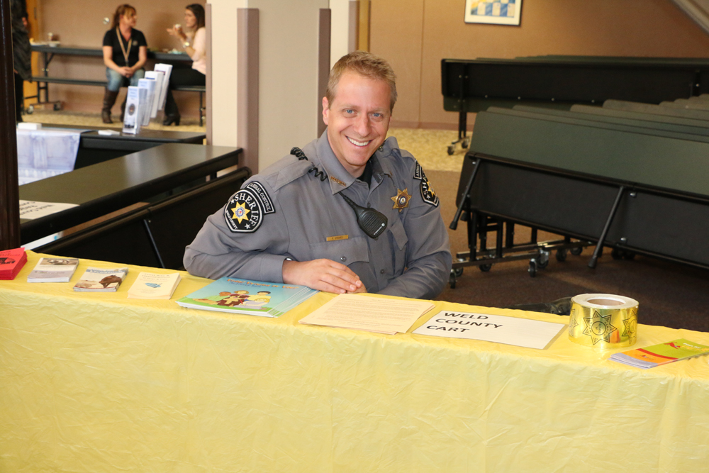 2016 Meet and Greet Weld County Sheriff
