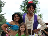 2016 Food Flick Aladdin Costumes