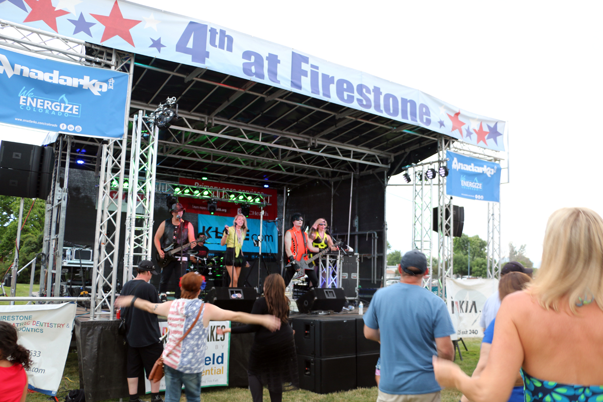 Concert at 4th at Firestone