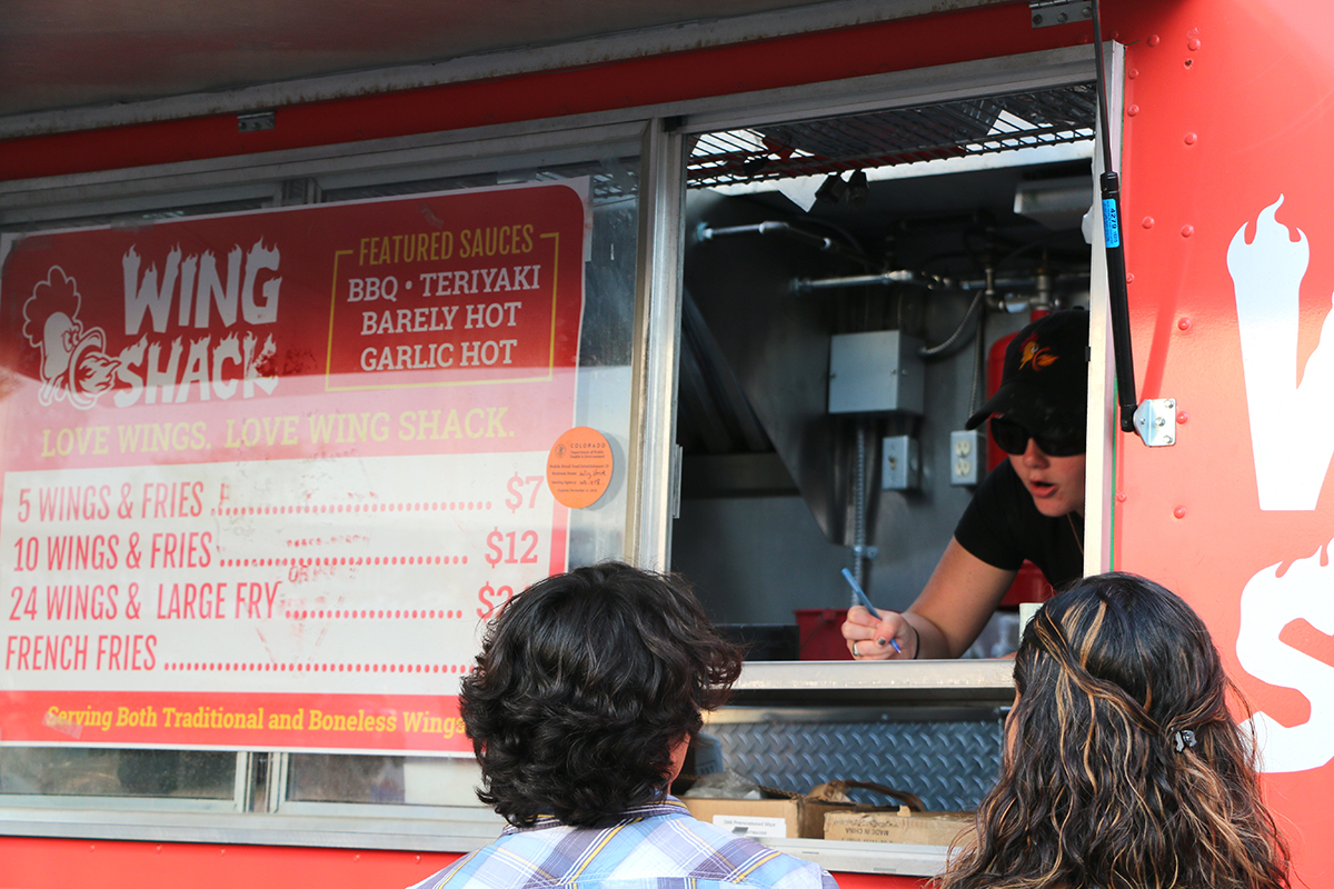 2016 Food and Flick food truck