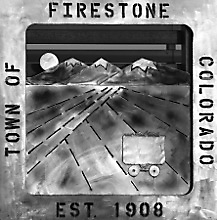 Town of Firestone Logo